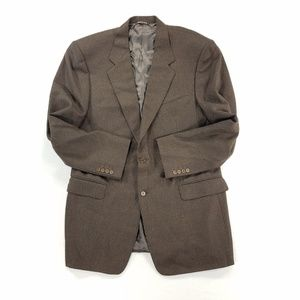 Canali Pure Wool Sports Coat Jacket Suit Blazer
